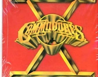 Commodores Heroes Album Record CHU-BOPS #11 MINT Sealed