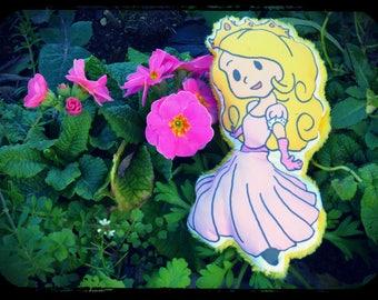 "Doudou ""Inès la princesse"
