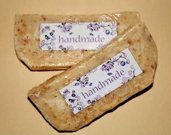 Skin care Natural soap Soap with oils Body soap Scrub soap Soap on milk Homemade soap Cold process soap Artisan soap Hostess gift