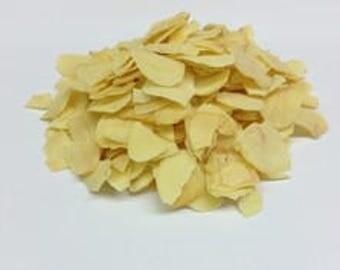 Garlic Flakes, Premium Quality, UK Based, Free P&P within the UK