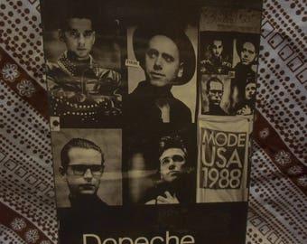 Depeche Mode 101 VHS Tape