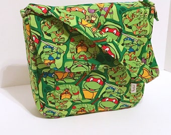 Teenage Mutant Ninja Turtle Messenger