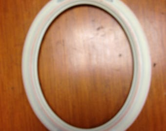 """8"""" x 10"""" Oval Picture Frame Photo Frame"""