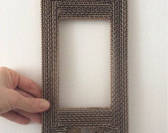 Recycled Cardboard Wall Decoration