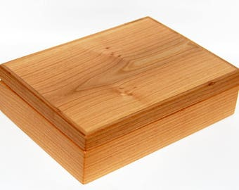 Gift Box Solid Cherry wood
