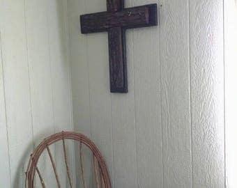 Unique Wooden Cross