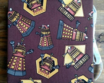Dr. Who Accordion Album (fabric)