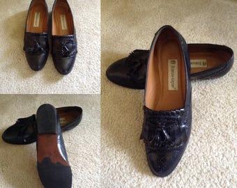 Etienne Aigner tassel shoes