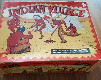 Bersted's Indian Village molds