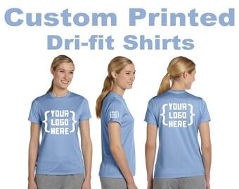 Custom Dri Fit Etsy