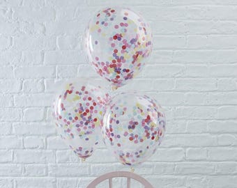 Confetti Filled Balloons - Pick & Mix