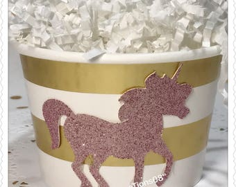 Unicorn Ice Cream Bowl Snacks