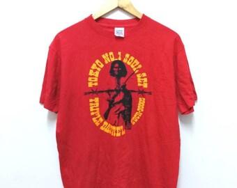 Hot Sale!!! Rare Vintage 90s TOKYO No.1 SOUL SET Band T-Shirt Hip Hop Japan Pop Skate Swag Large Size