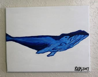 Humpback Whale Painitng