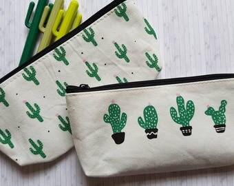 Cactus Pencilcase Pouch