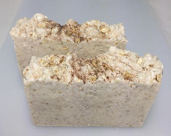 Oatmeal Honey and Nutmeg Soap