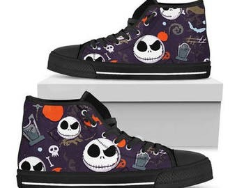 Nightmare Before Christmas, Jack Skellington, movie shoes