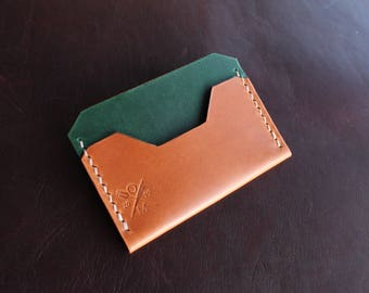 The Braque -- Minimalist Card Holder
