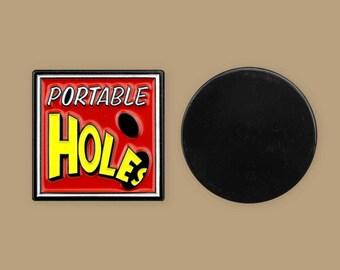 Portable Holes- on sale