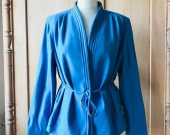 1970s does 1940s swing jacket