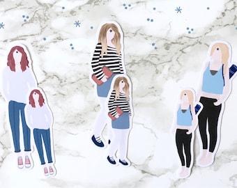 Cozy Planner girls #5