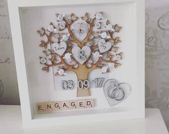 Engagement Tree Frame