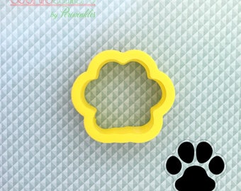 Paw - Pet - Paw Patrol - Animals - Cookie Cutter - Cookies - Decorated Cookies - Periwinkles - Gift - Cute - Cutter - 3D Printing