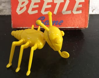 1950s Chad Valley Beetle Game