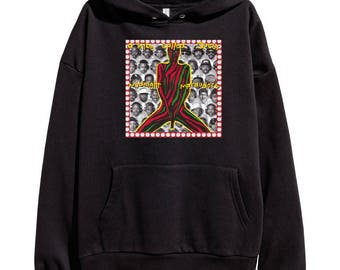 A Tribe Called Quest Midnight Marauders Hoodie Classic Hip Hop Rap Vintage Style Hooded Sweatshirt New York Classics New