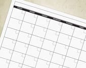 Monthly Planner Printable...
