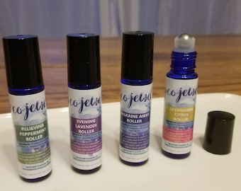 Roll-on Aromatherapy Oil (10ml)