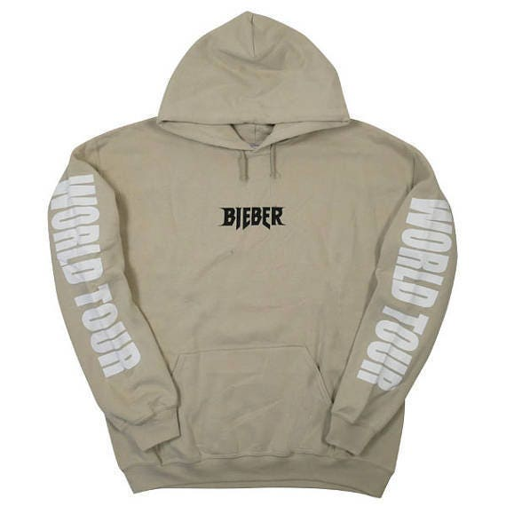 justin bieber purpose tour merch hoodie sweatshirt. Black Bedroom Furniture Sets. Home Design Ideas
