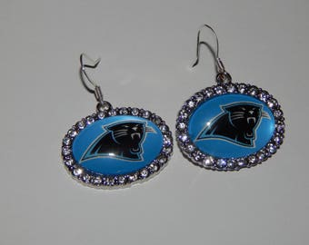 Jj Jonette Artifacts Rare Signed Vintage Panther Earrings