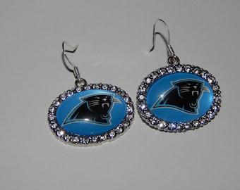 jj jonette artifacts rare signed vintage panther earrings. Black Bedroom Furniture Sets. Home Design Ideas