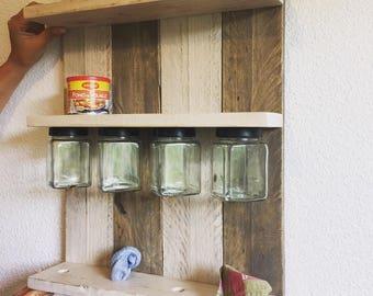 Shelf for kitchen