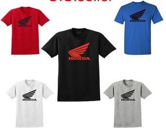 HONDA t-shirt motorcycle cbr wing crf 1000 600 t shirt tee