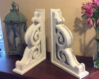 Large Rustic Corbels / Brackets (sold individually)
