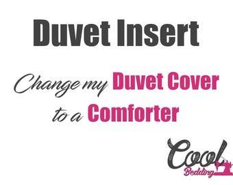 Duvet Insert, Comforter, Doona, Quilt, Single, Twin, Full, Queen, King Sizes