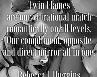 Twin Flame / Soul Poems