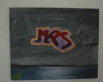 MRS Grafitti