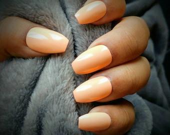 coffin shaped nails coffin nails ballerina shaped nails