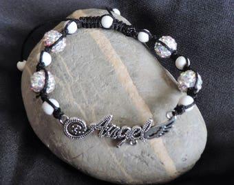 "shamballas bracelet ""Angel"""