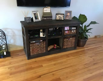 Custom Entertainment TV cabinet