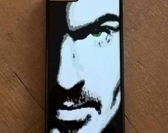 Fits Samsung Galaxy S5 - George Michael 2D Phone Case