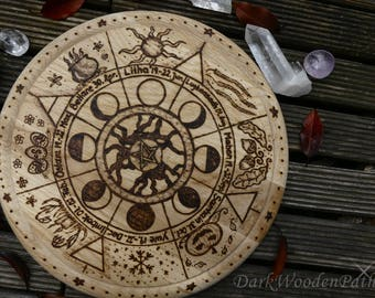 Wheel of the year ~ pagan wheel ~.