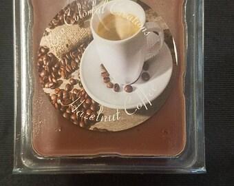 Hazelnut coffee Soy Wax Melt