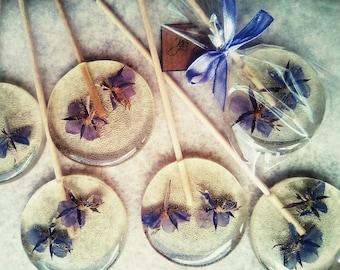 Wedding flower lollipop 5 set