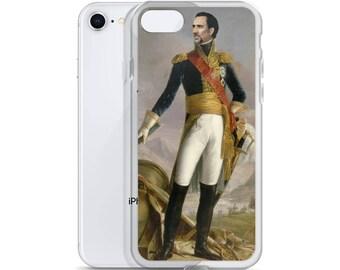 General Nicolas Cage - iPhone Case - Nicholas, Commander, One True God, Admiral, Faceswap, Portrait