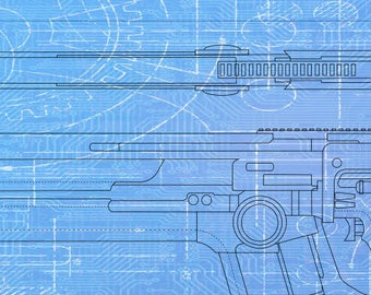 Uriel's Gift, Blueprint .PDF, Destiny 2 Legendary Auto Rifle