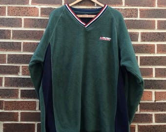 Vintage BL Tommy Hilfiger fleece size XL